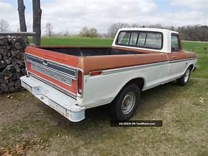 Pick Up Ford : 1976 ford pick up truck rust ~ Medecine-chirurgie-esthetiques.com Avis de Voitures