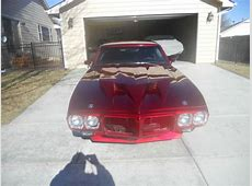 Seller of Classic Cars 1969 Pontiac Firebird CANDY