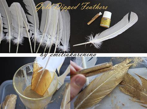 Valontalo  Diy  VÄrjÄtyt Sulat│dipped Feathers