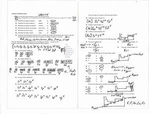 Electron Configuration Worksheet Orbital Diagram Answers