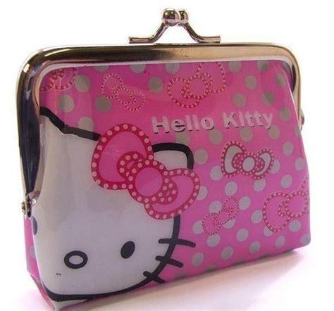 kitty coin bag purse wallet  kitty
