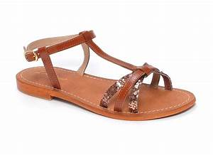 sandales nu pieds Atelier tropezien sm2469