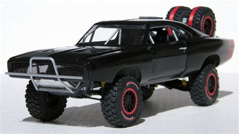1/25 Scale Furious Seven 1970 Off-road Charger