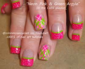 Robin moses nail art april