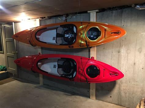 kayak garage storage kayak hook storage rack steel wall mount