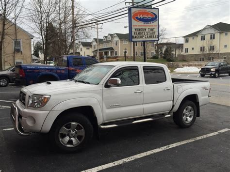 Toyota Tacoma Upgrades by Toyota Tacoma Technology Upgrade For Westminster Client