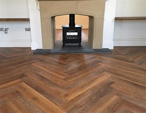 Herringbone, Chevron Wood Floors