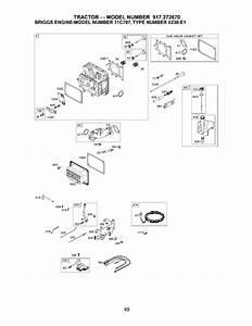 Craftsman 917 272670 User Manual