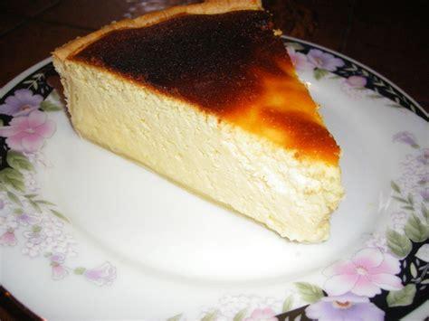tarte au fromage blanc le chaudron gourmand