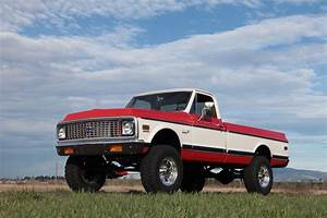 This 1972 Chevy Cheyenne Powered By A Supercharged Ls V