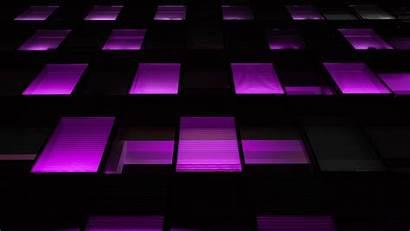 Purple Windows Dark Neon 4k 1080p Fhd