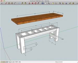 Dining Table Bench Plans Free Dining Room Decor Ideas