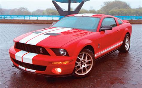 drive  ford shelby gt motortrend