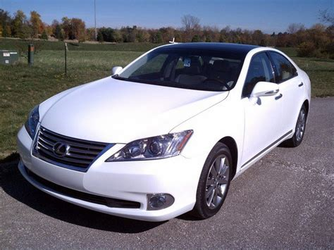 Review: 2010 Lexus Es350 News