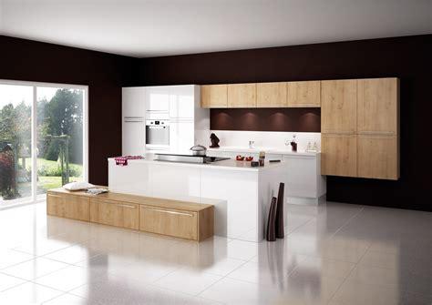 acheter plan de travail cuisine cuisine moderne en bois
