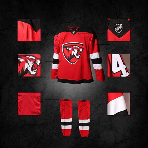Free football jersey mockup you can use to showcase your latest apparel designs with easy. 22+ Mens Lace Neck Hockey Jersey Mockup Back Top View ...