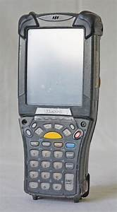 SYMBOL POS MOBILE COMPUTER BARCODE SCANNER W 82 101606
