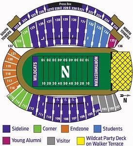 Ryan Field Northwestern 39 S Stadium Huskermax