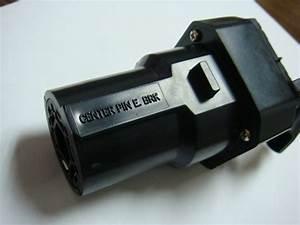 Adaptador Conector Para Remolque De 7 A 6 Y 4 Puntas
