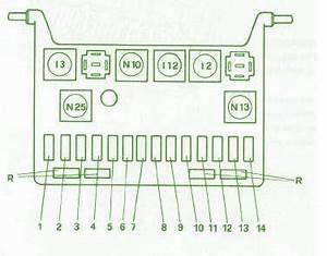 Alfa Romeo Spider Graduate Fuse Box Diagram  U2013 Circuit