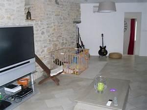 Mur Pierre Apparente : decoration mur pierre apparente ~ Premium-room.com Idées de Décoration