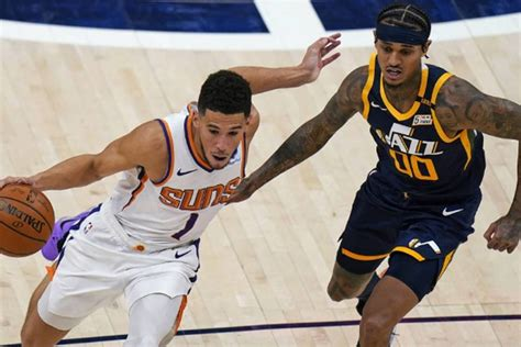 Devin booker is 1 of 3 players in nba history to score 70+ points in a loss. Devin Booker and the Phoenix Suns Scorch the Utah Jazz on ...