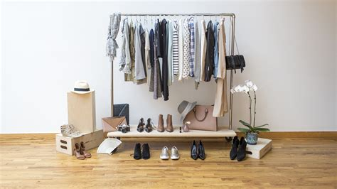 capsule wardrobe how to declutter your and closet