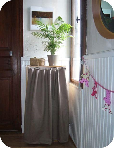 comment coudre un rideau coudre rideau etagere