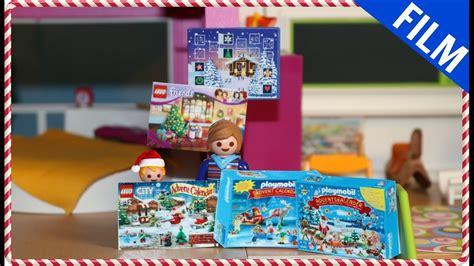 Playmobil Film Deutsch Adventskalender