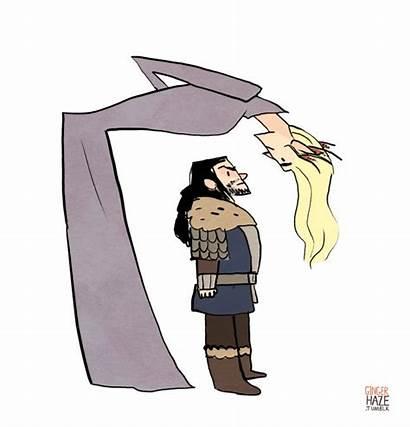 Thranduil Hobbit Thorin Legolas Kili Comics Lord