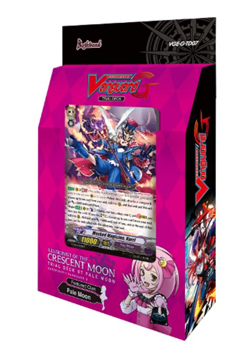 cardfight vanguard g trial deck vol 6 vol 7