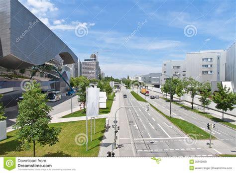 Moderner München by Moderne Stadt M 252 Nchen Deutschland Lizenzfreie Stockfotos