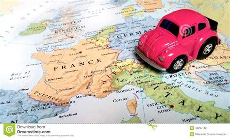 travel bureau car travel europe italy stock photo image 49297162
