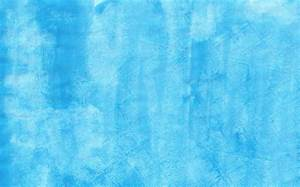 Baby Blue Painted Wall Texture Picture