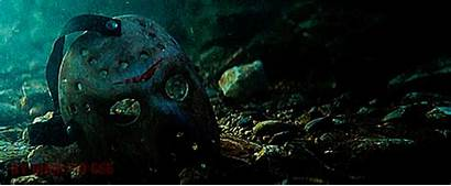 Jason Friday Voorhees 13th Mask Gifs Water