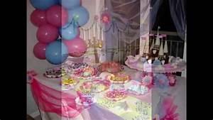 Décoration D Anniversaire : decoration d anniversaire youtube ~ Dode.kayakingforconservation.com Idées de Décoration