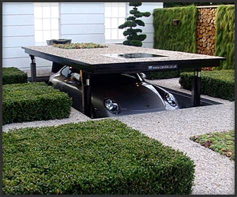 Luxurious Hydraulic Underground Garage Parking Freshomecom
