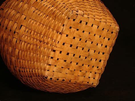 antique baskets american indian micmac jane zumbrunnen