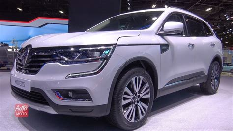 Renault Koleos 2019 by 2019 Renault Koleos Initial Exterior And Interior
