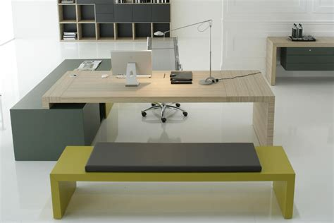 construire un bureau en bois fabriquer bureau