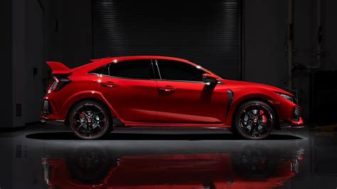 Type R by 2018 Civic Type R Honda Canada