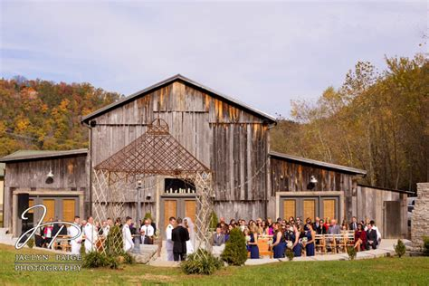 The Barn At Chestnut Springs by Photography And Ben Wedding At The