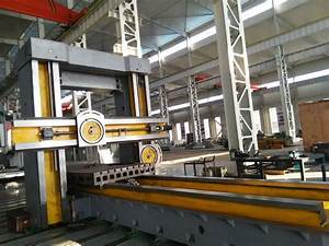 Analysis Of The Main Mechanical Structure Of Large Cnc