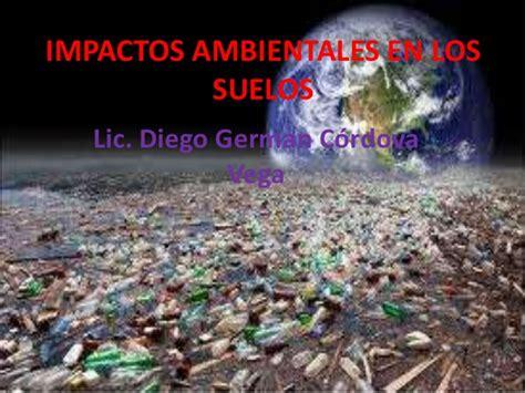 impactos ambientales antropicos
