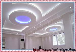 Gypsum Board Ceiling Design Ideas With Contemporary
