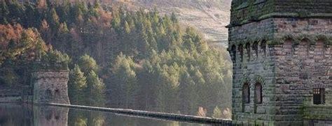 derwent reservoir derbyshire england terra firma