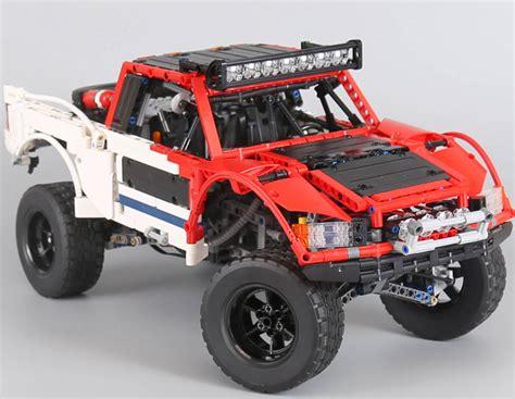 Lego Baja Truck by Lepin Baja Trophy Truck 23013 Build Lepin Vs Lego