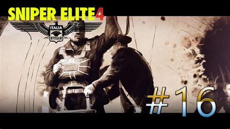 Sniper Elite 4 Italia Der Absprung Lets Play Sniper