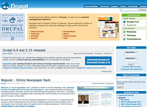 Best Easy Cms How To Choose The Right Cms Webdesigner Depot