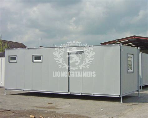 welfare unit containers lion containers